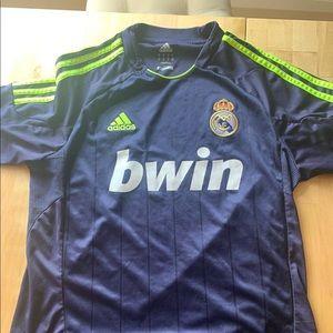 Adidas Soccer Jersey BWIN Sz. M
